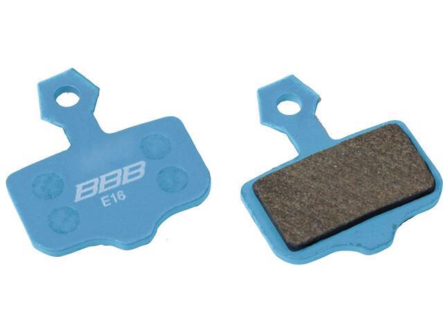 BBB DiscStop BBS-441T Scheibenbremsbeläge Avid Elixir blau